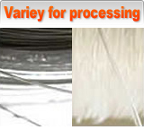 Variey for processing